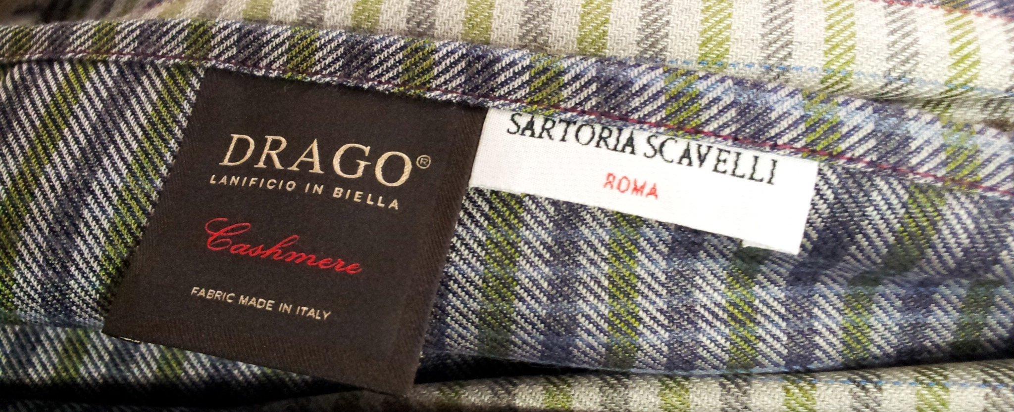Sciarpe cashmere A/I 2013.