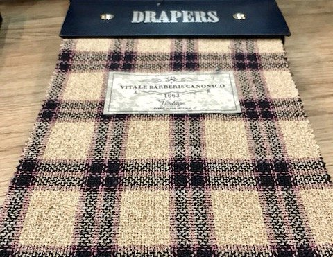 Drapers e Vitale Barberis Canonico Primavera Estate 2019